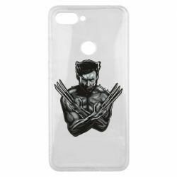 Чехол для Xiaomi Mi8 Lite Logan Wolverine vector
