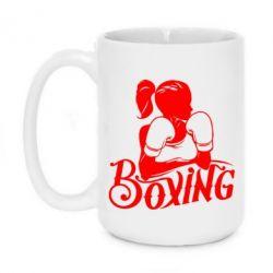 Кружка 420ml Women's Boxing