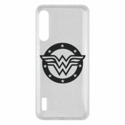 Чохол для Xiaomi Mi A3 Wonder woman logo and stars