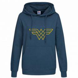 Женская толстовка Wonder Woman Logo - FatLine