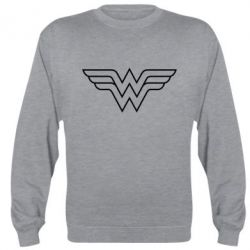 Реглан Wonder Woman Logo - FatLine