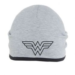 Шапка Wonder Woman Logo