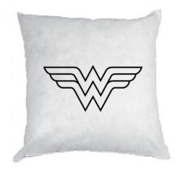 Подушка Wonder Woman Logo