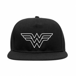 Снепбек Wonder Woman Logo