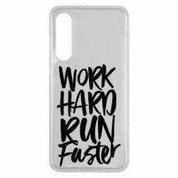 Чохол для Xiaomi Mi9 SE Work hard run faster