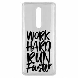 Чохол для Xiaomi Mi9T Work hard run faster