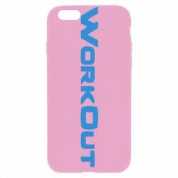 Чохол для iPhone 6/6S Workout