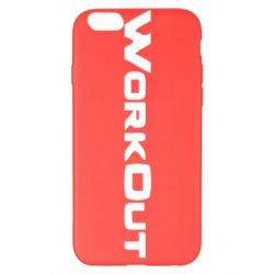 Чохол для iPhone 6 Plus/6S Plus Workout