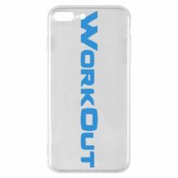 Чохол для iPhone 8 Plus Workout