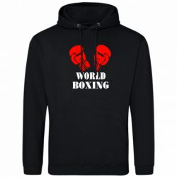 Толстовка World Boxing