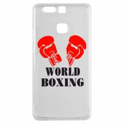 Чехол для Huawei P9 World Boxing - FatLine