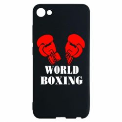 Чехол для Meizu U10 World Boxing - FatLine