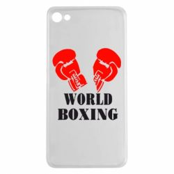 Чехол для Meizu U20 World Boxing - FatLine