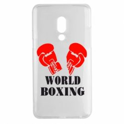 Чехол для Meizu 15 Plus World Boxing - FatLine