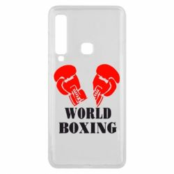 Чехол для Samsung A9 2018 World Boxing - FatLine