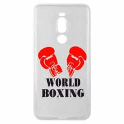 Чехол для Meizu Note 8 World Boxing - FatLine