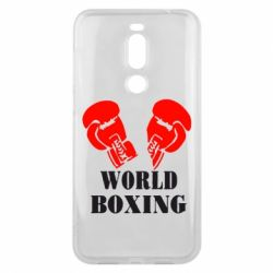 Чехол для Meizu X8 World Boxing - FatLine