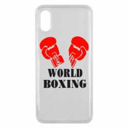 Чехол для Xiaomi Mi8 Pro World Boxing - FatLine