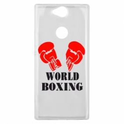 Чехол для Sony Xperia XA2 Plus World Boxing - FatLine
