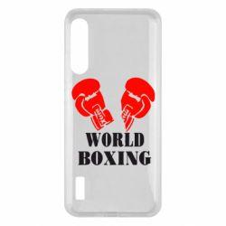 Чохол для Xiaomi Mi A3 World Boxing