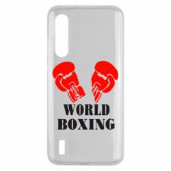 Чехол для Xiaomi Mi9 Lite World Boxing