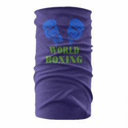 Бандана-труба World Boxing
