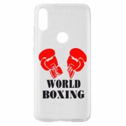 Чехол для Xiaomi Mi Play World Boxing