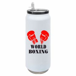 Термобанка 500ml World Boxing