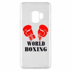 Чехол для Samsung S9 World Boxing - FatLine