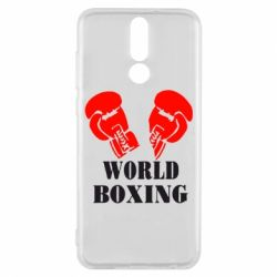 Чехол для Huawei Mate 10 Lite World Boxing - FatLine
