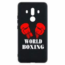 Чехол для Huawei Mate 10 Pro World Boxing - FatLine