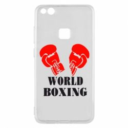 Чехол для Huawei P10 Lite World Boxing - FatLine