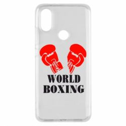 Чехол для Xiaomi Mi A2 World Boxing - FatLine