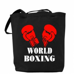 Сумка World Boxing