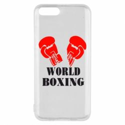 Чехол для Xiaomi Mi6 World Boxing - FatLine