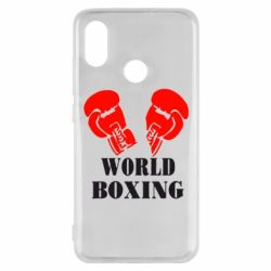 Чехол для Xiaomi Mi8 World Boxing - FatLine