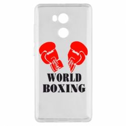 Чехол для Xiaomi Redmi 4 Pro/Prime World Boxing - FatLine