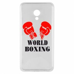 Чехол для Meizu M5 World Boxing - FatLine