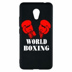 Чехол для Meizu M5c World Boxing - FatLine