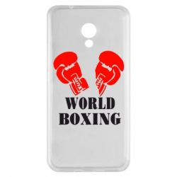 Чехол для Meizu M5s World Boxing - FatLine
