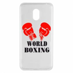 Чехол для Meizu M6 World Boxing - FatLine