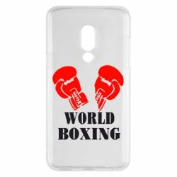 Чехол для Meizu 15 World Boxing - FatLine