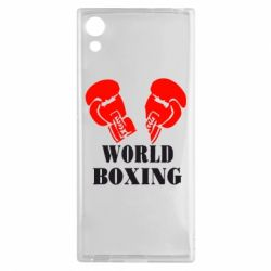 Чехол для Sony Xperia XA1 World Boxing - FatLine