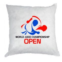Подушка World Judo Championship Open
