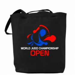 Сумка World Judo Championship Open
