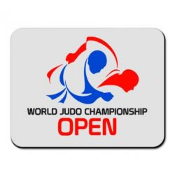 Коврик для мыши World Judo Championship Open