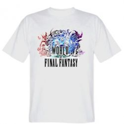 Футболка World of Final Fantasy