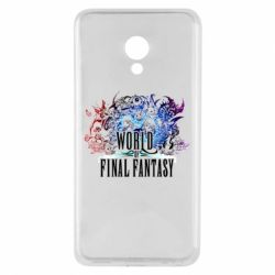 Чехол для Meizu M5 World of Final Fantasy
