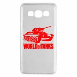 Чохол для Samsung A3 2015 World Of Tanks Game