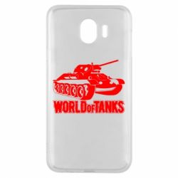 Чохол для Samsung J4 World Of Tanks Game